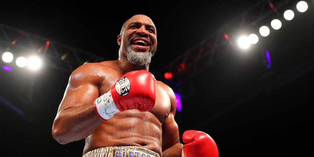 Boxer Shannon Briggs cho biết: cần sa đã cứu lấy sự nghiệp của ông sau một cơn trầm cảm dữ dội