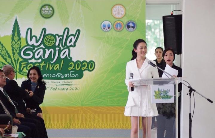 Hiệp hội các nhà nghiên cứu Thái Lan (ART) đã tổ chức Lễ hội Ganja thế giới năm 2020.